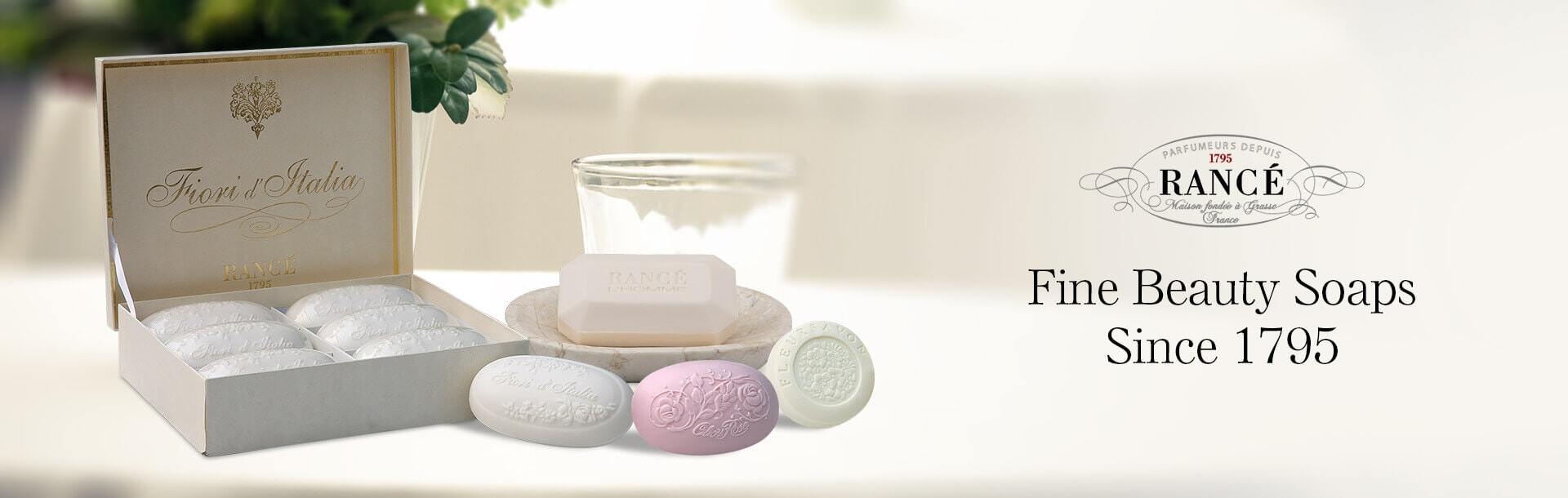 Rance Soap Collection